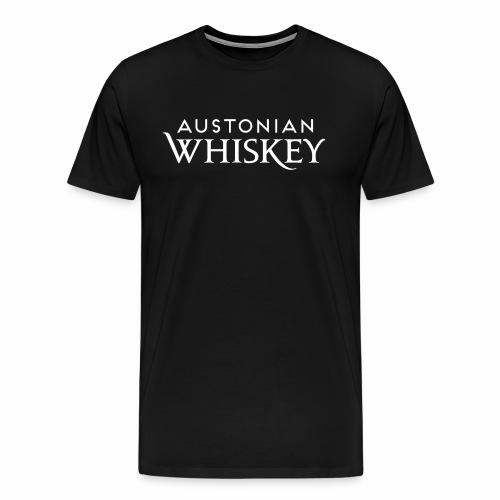 Men's t-shirt - black - Men's Premium T-Shirt