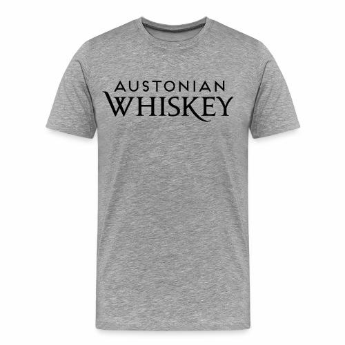 Men's t-shirt - gray - Men's Premium T-Shirt