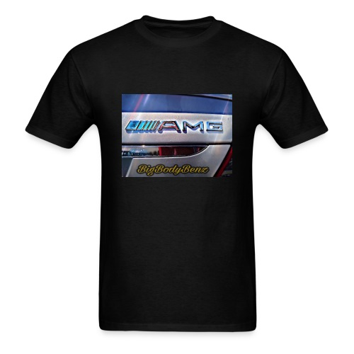 Big Body Benz - Men's T-Shirt