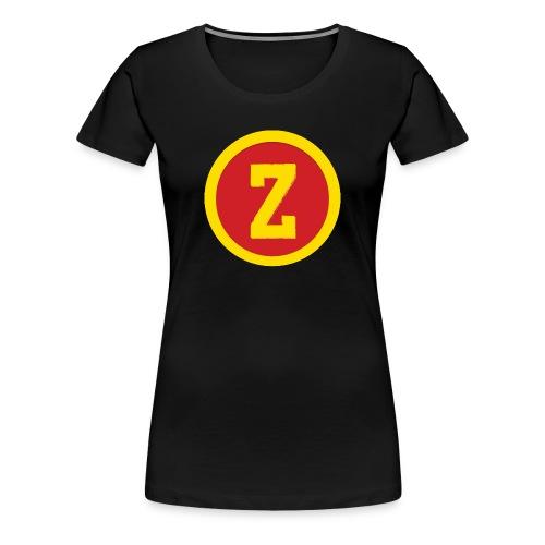 Coin Female T-Shirt - Women's Premium T-Shirt