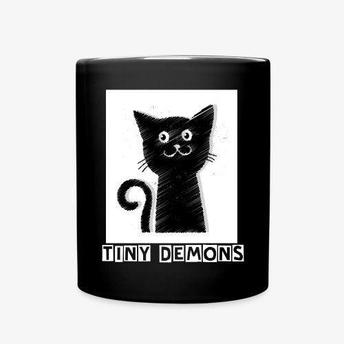 tiny demons mug - Full Color Mug