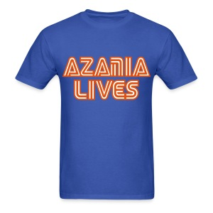 Azania Lives - Men's T-Shirt
