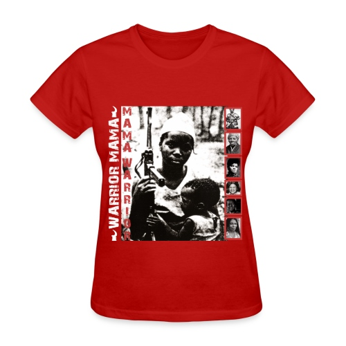 Mama Warrior - Women's T-Shirt