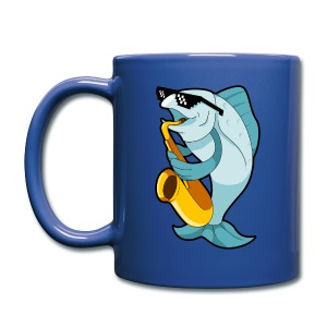 TheJazzSalmon Mug - Full Color Mug