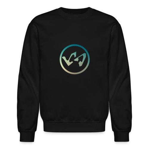 Logo - Blue (Mens) Crewneck Sweatshirt - Crewneck Sweatshirt