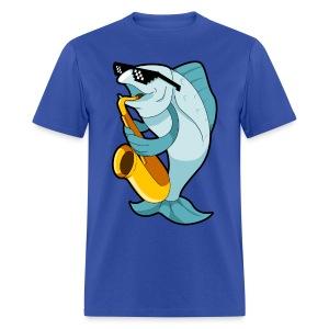 TheJazzSalmon T-Shirt - Men's T-Shirt