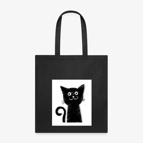 2-sided tiny demons tote - Tote Bag