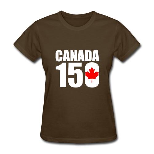 Canada150 Women - Women's T-Shirt