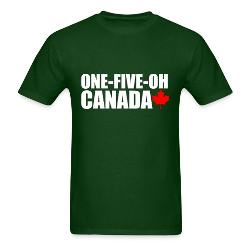 One-Five-Oh Canada Men - Men's T-Shirt