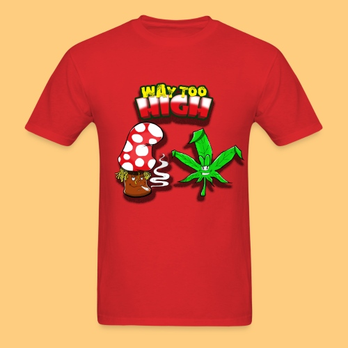 Step One's Way Too High EP Shirt - Men's T-Shirt