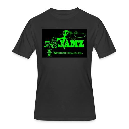 Space Jamz-tee shirt - Men's 50/50 T-Shirt