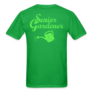 Senior Gardener T-Shirt - Men's T-Shirt