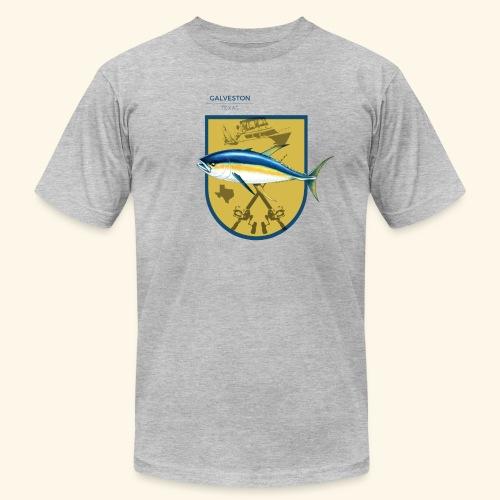Hookat Texas Tuna - Men's  Jersey T-Shirt
