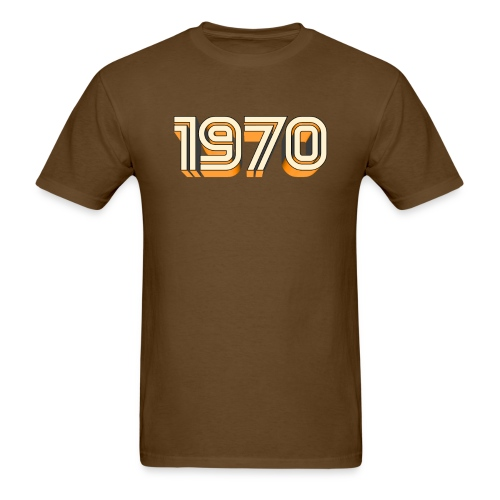 1970 - Men's T-Shirt