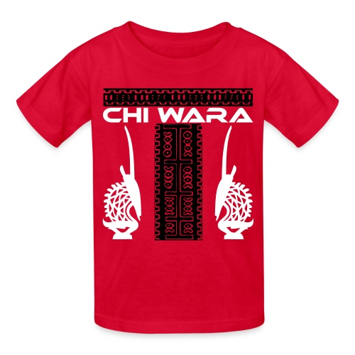 Chi Wara - Kids' T-Shirt