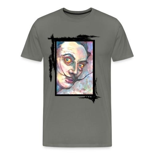 Dali Suprise - Men's Premium T-Shirt