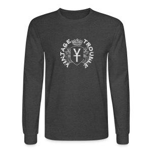 VT Crest LS Tshirt Colour - Men's Long Sleeve T-Shirt