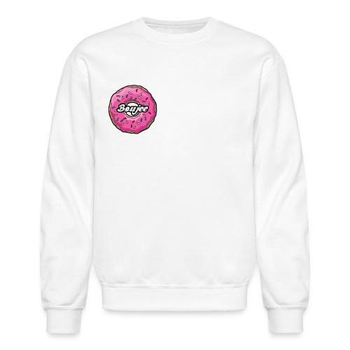 Boujee Donut Crewneck - Crewneck Sweatshirt