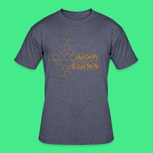 Accept Gluten cost - T-shirt 50/50 pour hommes