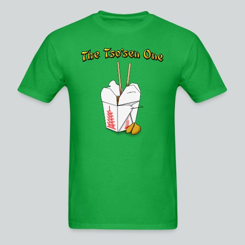 The Tso'sen One - Men's T-Shirt