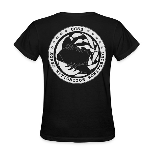 UCSB SONGS Mitigation Monitoring Project Women's T-Shirt - Women's T-Shirt