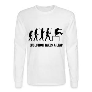 PARKOUR EVOLUTION LONG SLEEVE  - Men's Long Sleeve T-Shirt