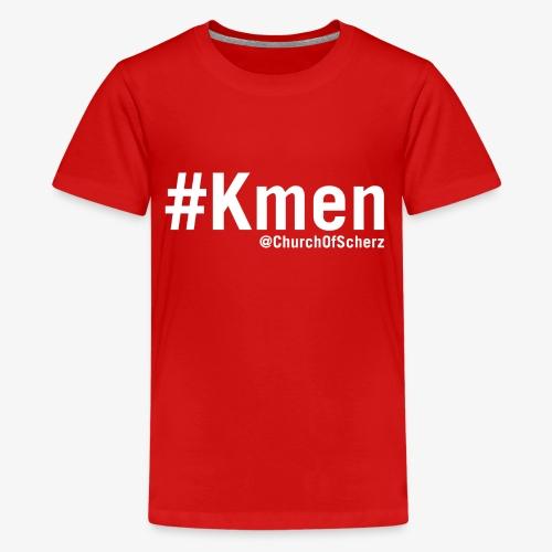 Childrens' #Kmen T-Shirt - Kids' Premium T-Shirt