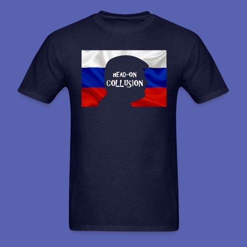Head-On Collusion - Men's T-Shirt