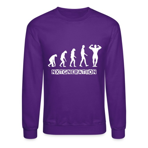 NXTGNERATION Bodybuilding Sweatshirt - Crewneck Sweatshirt