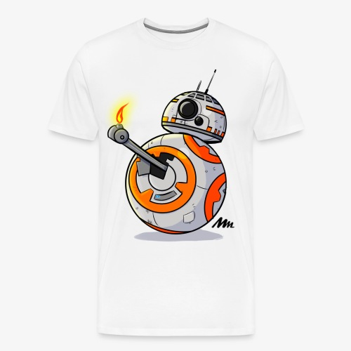 BB8 shirt - Men's Premium T-Shirt