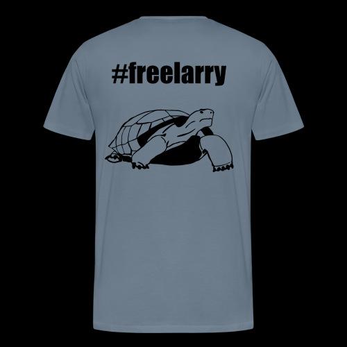 #freelarry - Men's Premium T-Shirt