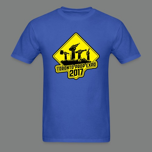 2017 Toronto Prop Expo Sign on Standard Weight Tee - Men's T-Shirt