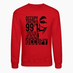 We Occupy Sweater