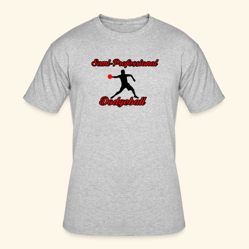 Semi Professional Dodgeball - Men's 50/50 T-Shirt