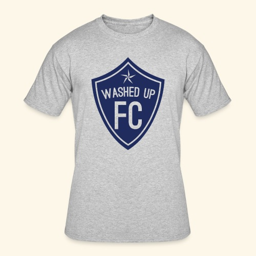 Washed Up FC - Men's 50/50 T-Shirt