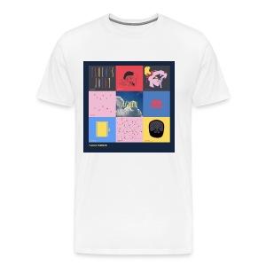 Floco Torres - Again White - Men's Premium T-Shirt