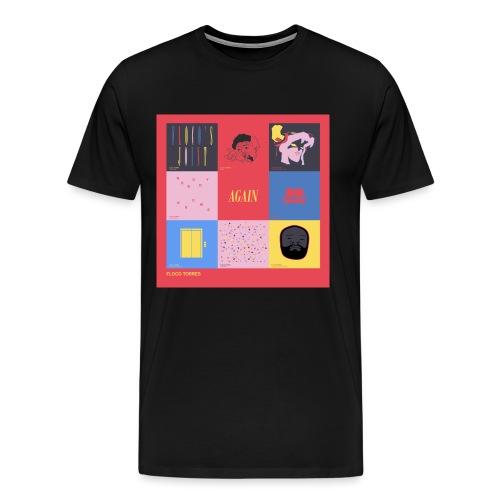 Floco Torres - Again Black - Men's Premium T-Shirt