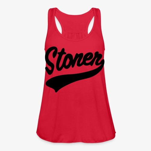 Stoner - Women's Flowy Tank Top by Bella