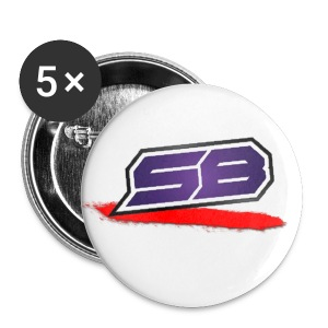 sb logo pins - Small Buttons