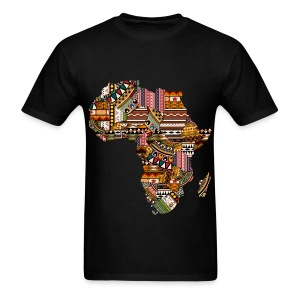 LoveAfrika071317 - Men's T-Shirt