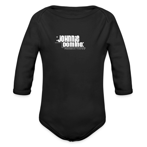 JDP Long Sleeve Babies - Organic Long Sleeve Baby Bodysuit
