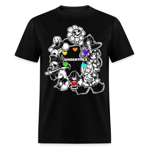 Undertale Crew Shirt - Men's T-Shirt