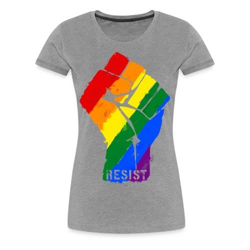 LGBT+ Shirt - Women's Premium T-Shirt