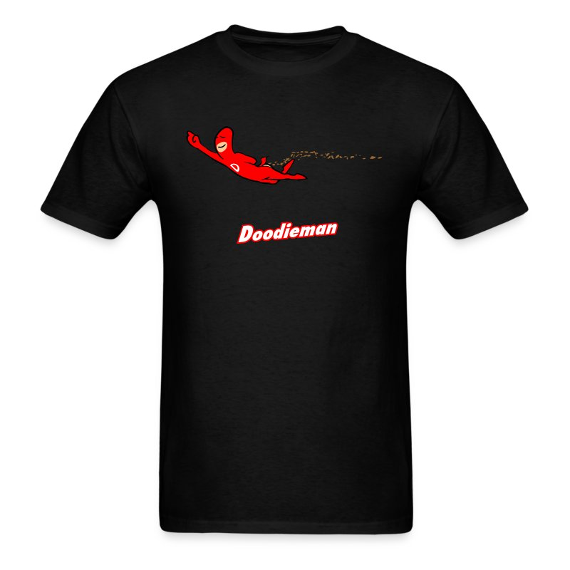 doodiemanflies - Men's T-Shirt