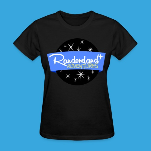 SPACE Ladies Cut - Women's T-Shirt
