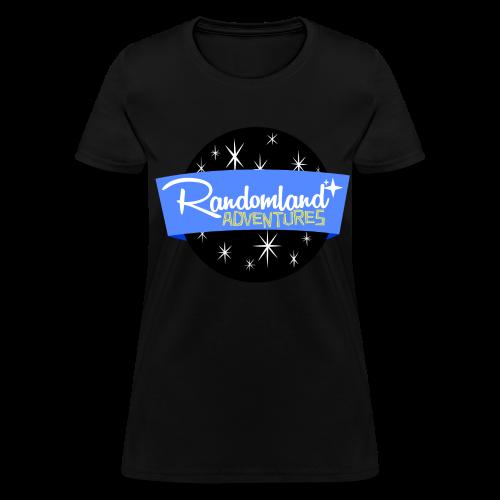 SPACE Ladies Cut - Women's T-Shirt
