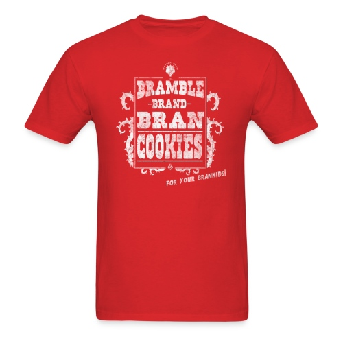 Bramble Brand Bran Cookies - Men's T-Shirt