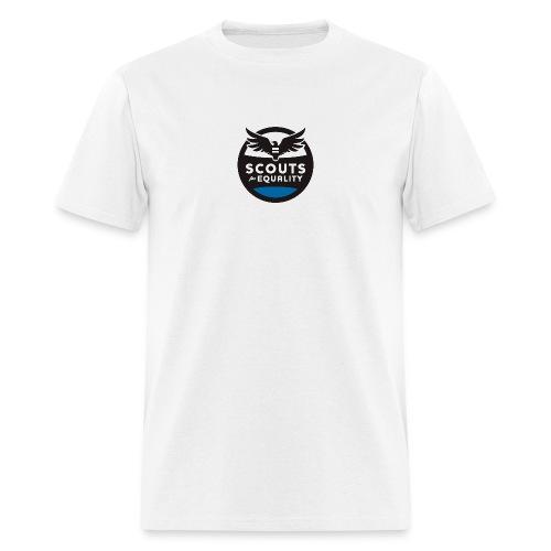 Men's White T-Shirt - Men's T-Shirt