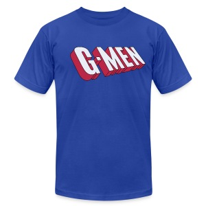 THE G-MEN - Men's T-Shirt by American Apparel
