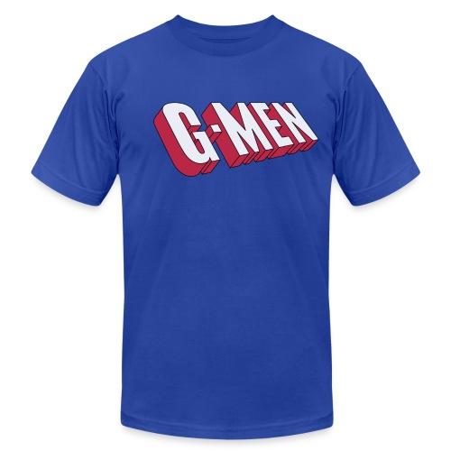 THE G-MEN - Men's Fine Jersey T-Shirt